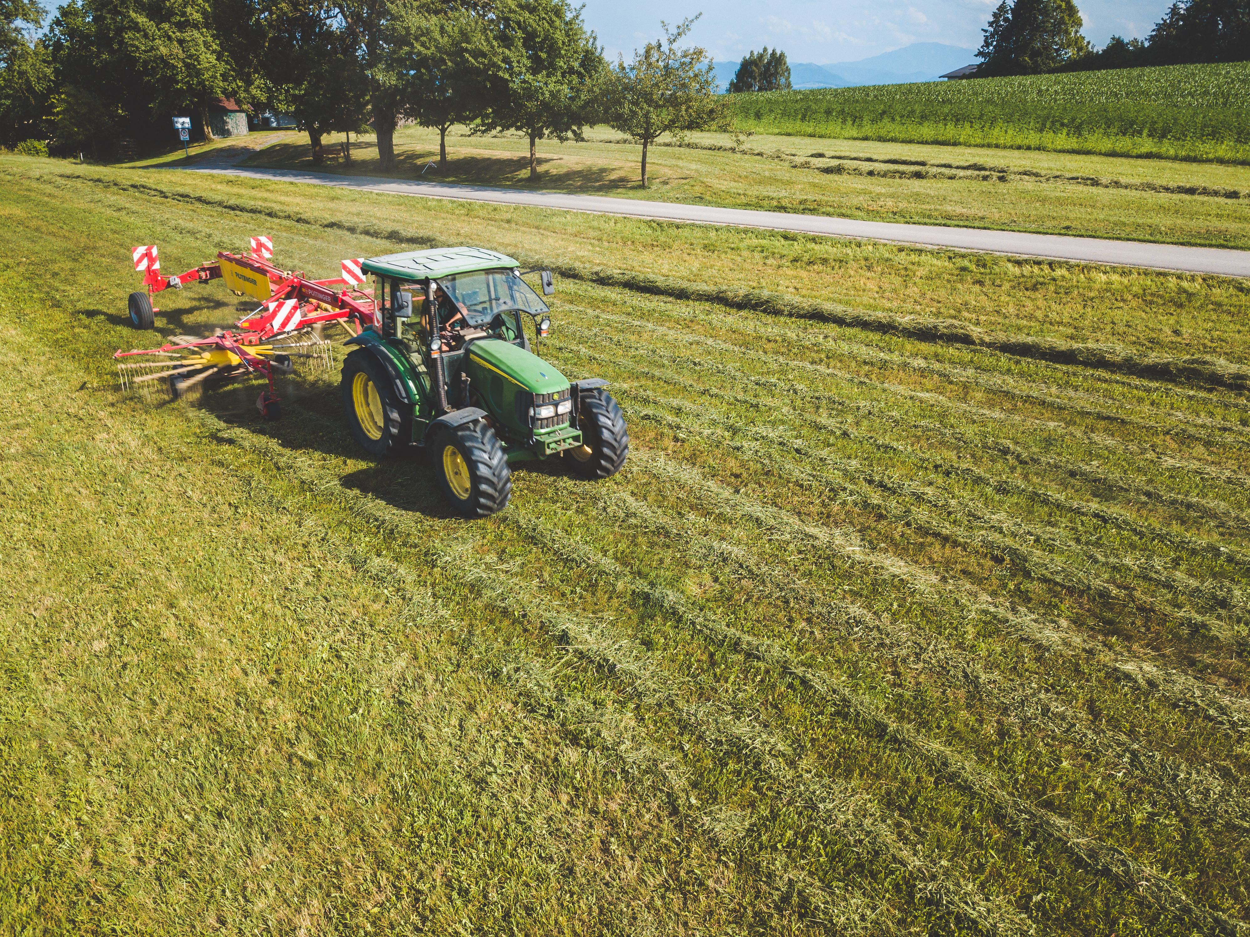 Hnojení trvalých travních porostů – správný základ pro kvalitní produkci mléka! image